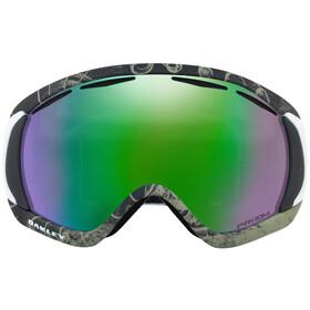 Oakley Canopy - Gafas de esquí - verde/Multicolor